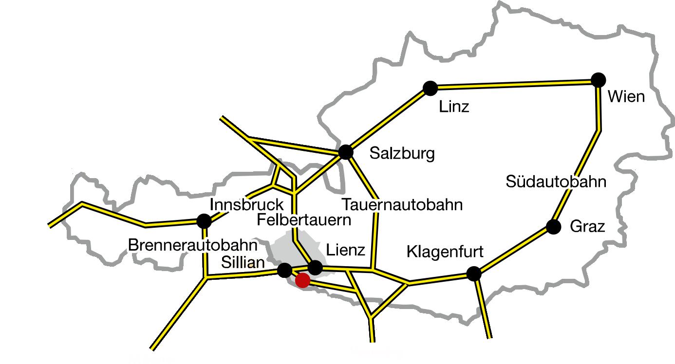 Dolomitenhof Kartitsch Startseite